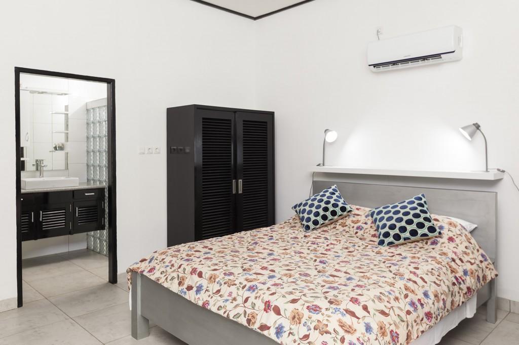 Bali beach hotel slaapkamer